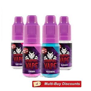 Heisenberg Vampire Vape E liquid