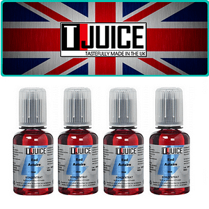 E Liquid Concentrates T Juice Red Astaire